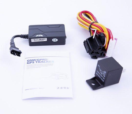 Installation traceur GPS De Butkm